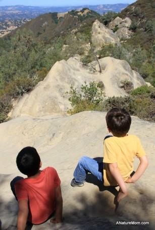 Camping Mount Diablo 014