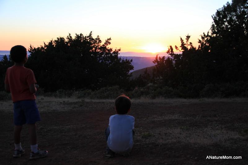 Camping Mount Diablo 092