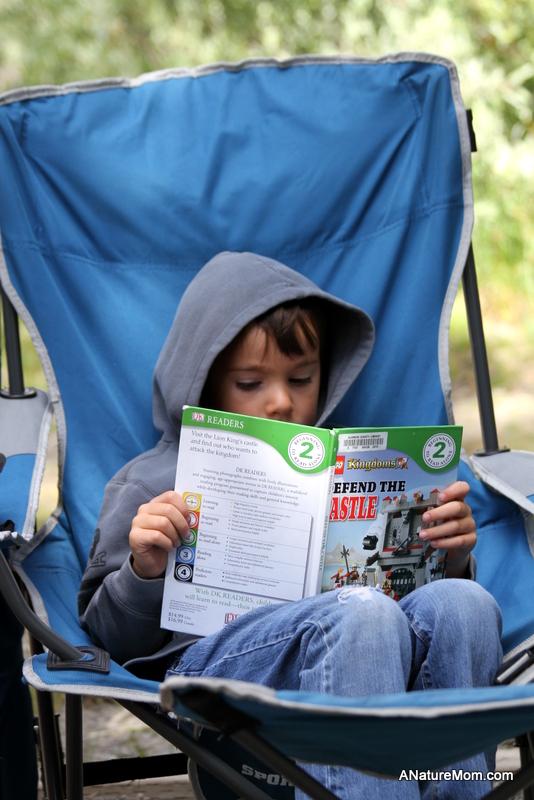 Yosemite Camping July 015